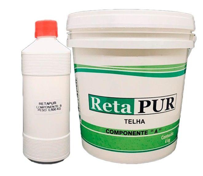 Cola para Telha / Isopor / EPS / PVC 4,540 Kg