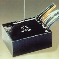 Líquido Isolante Para Circuitos E Muflas - 01 Balde C/ 1kg