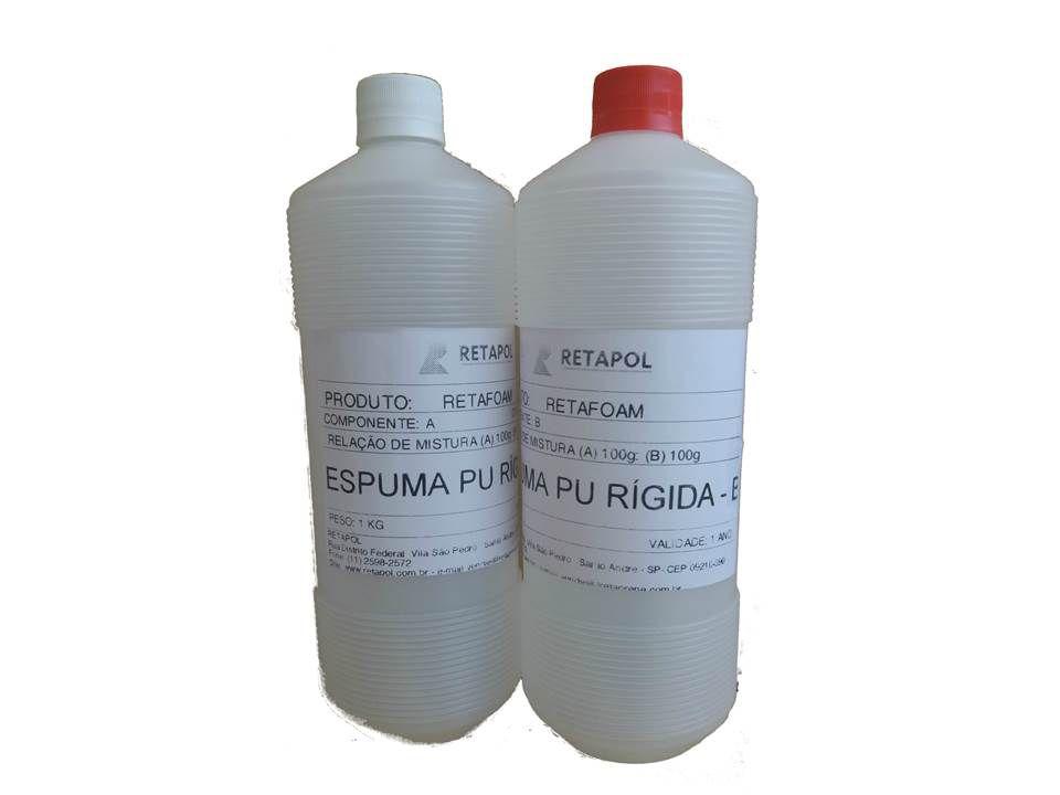Poliuretano Líquido para Expansão 2 kg