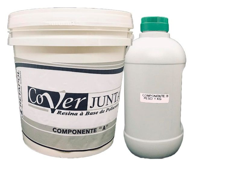 Preenchimento de Juntas / Dilatação / Concreto / Madeira / Fibrocimento 3 Kg