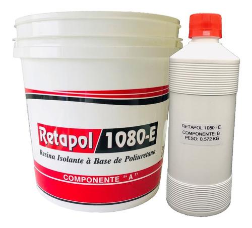 Resina De Isolamento Elétrico - Retapol 1080-e Balde De 2 Kg