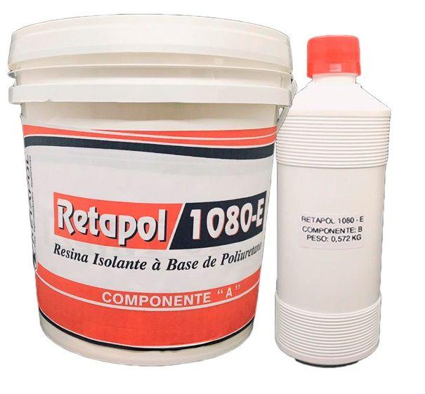 Resina Isolante Elétrica para Circuitos / Muflas / Condensadores / Transformadores / Sistemas de proteção 2 Kg