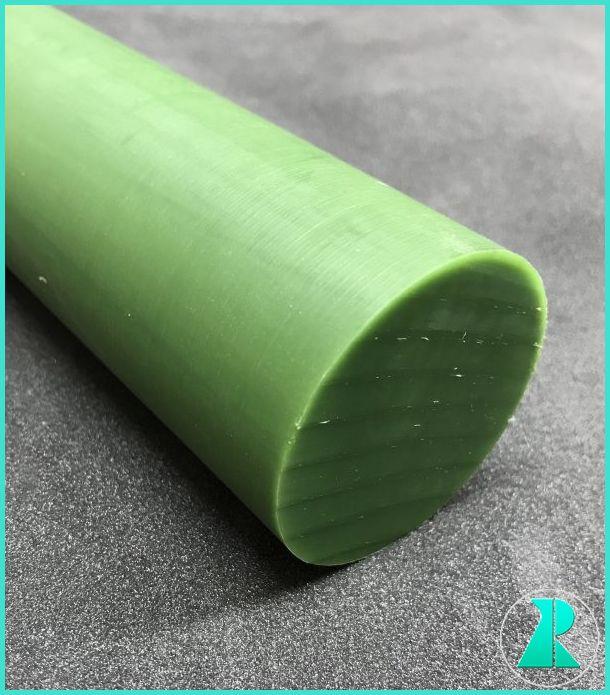 Tarugo de poliuretano Ø50 mmx 500mm dureza 80 shore A