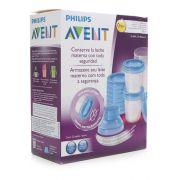 Copos para Armazenamento de Leite Materno Philips Avent - SCF618/10 - Transparente