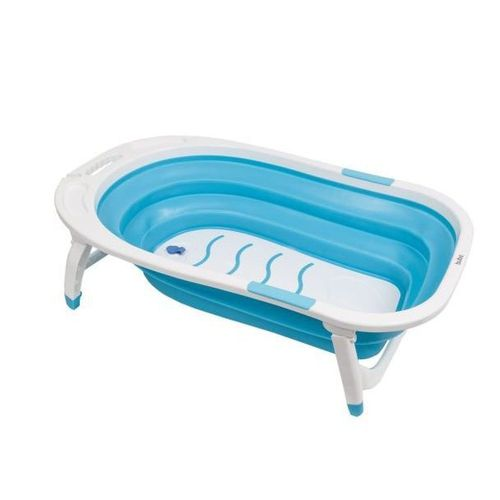Banheira Dobrável Azul - Buba Baby 10681