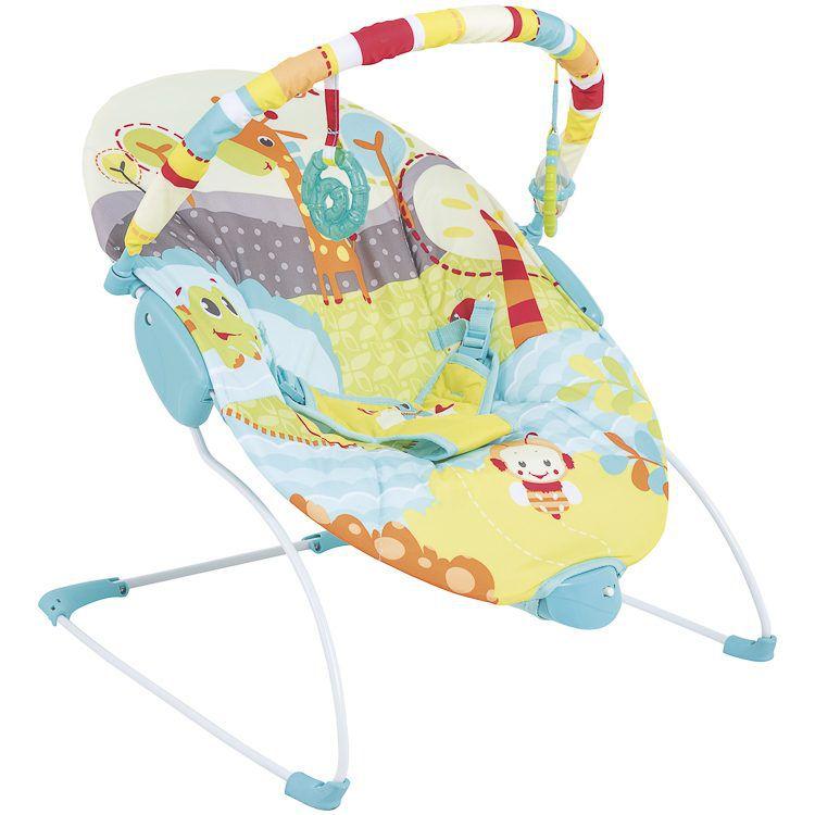 Cadeira de Descanso Kiddo Joy Amarela