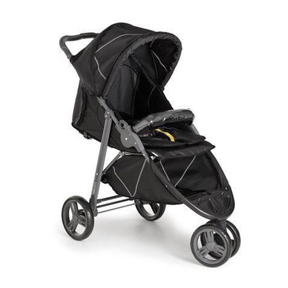 Carrinho de Bebê Cross Galzerano Black 3 rodas 1430BL