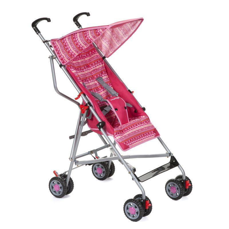 Carrinho de Bebê Umbrella Slim Rosa - Voyage