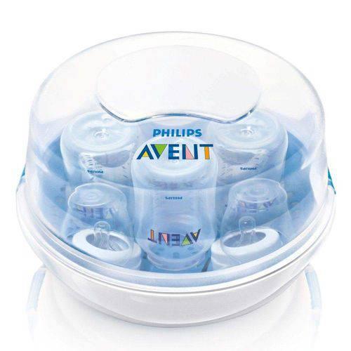Esterelizador de Mamadeiras a Vapor para Microondas - Philips Avent