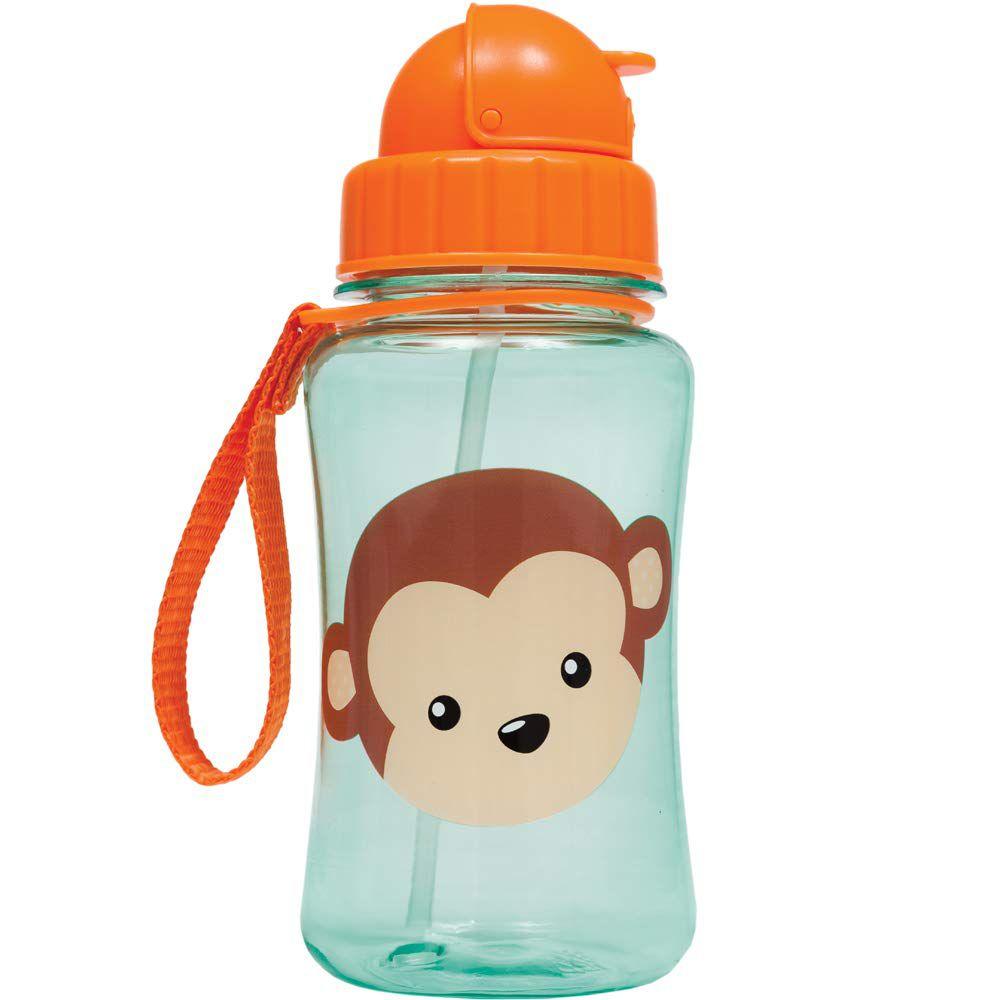 Garrafinha Animal Fun - Macaco, Buba, Colorido
