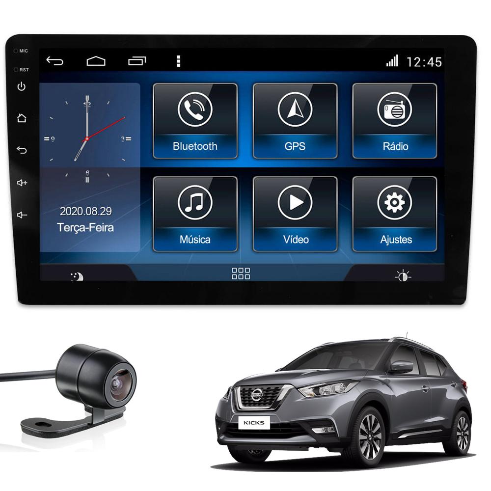 Multimídia Nissan Kicks Tela 10