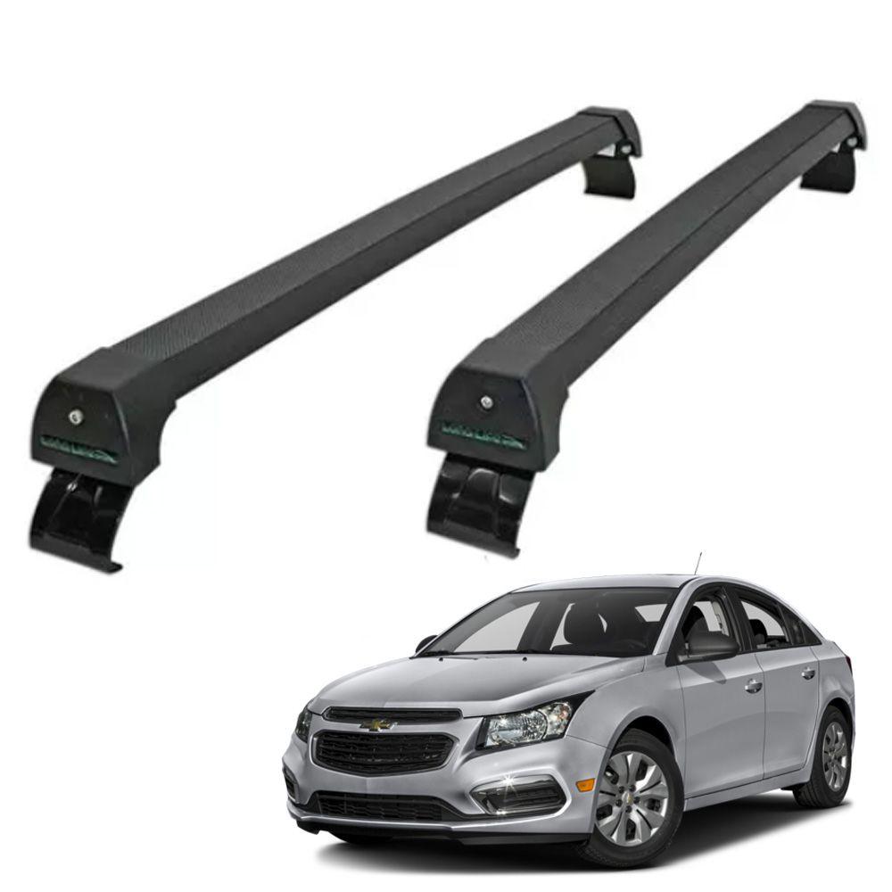 Rack De Teto Long Life Chevrolet Cruze Hatch e Sendan até 2016