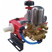 Bomba Kawashima 3 Pistão Para Pulverização Agrícola / Lavacar S-22 + Kit Retorno Automático