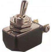 Chave Interruptor Margirius Cs 301-d Metal Alavanca Tic Tac