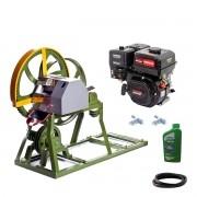 Engenho De Cana B200 Ferro Motor Gasolina 200 Lts Botini