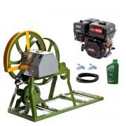Engenho De Cana B200 Inox Motor Gasolina 200 Lts Botini