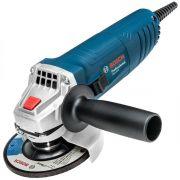 Esmerilhadeira Profissional 4-1/2 Pol. 115mm 850W - BOSCH-GWS-850