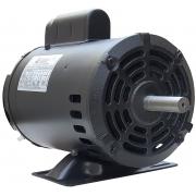Motor Elétrico Monofásico 1/2cv 0,5cv 4 Polos 110/220 Baixa Rotação 1740rpm