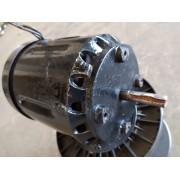 Motor Monofásico 1/2CV 0,5CV Alta Rotação 2 Polos Cortador de Grama 110/220V Usado