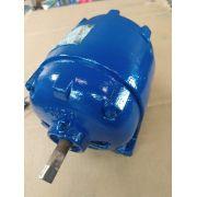 Motor Trifásico Marca Brasil Aberto IP21 0.5CV 1/2CV 220/380V  1700RPM 4 Polos Usado