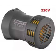 Sirene Rotativa Diponto Industrial 1000 Metros 220v