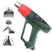 Soprador Térmico Profissional Dwt STD-1500N C/ Acessórios 110v