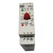 Temporizador Rele De Tempo Dte-1 Digimec 60 Minutos 24V 220V