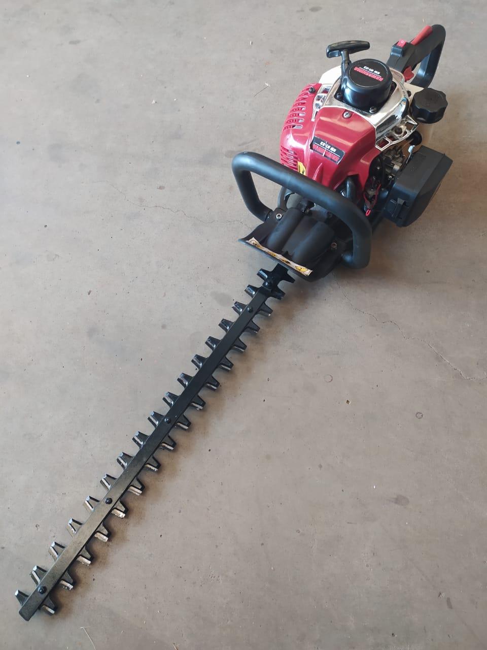 Aparador Podador Cerca Viva Motor Gasolina 2t Kawashima Ht23 Usado
