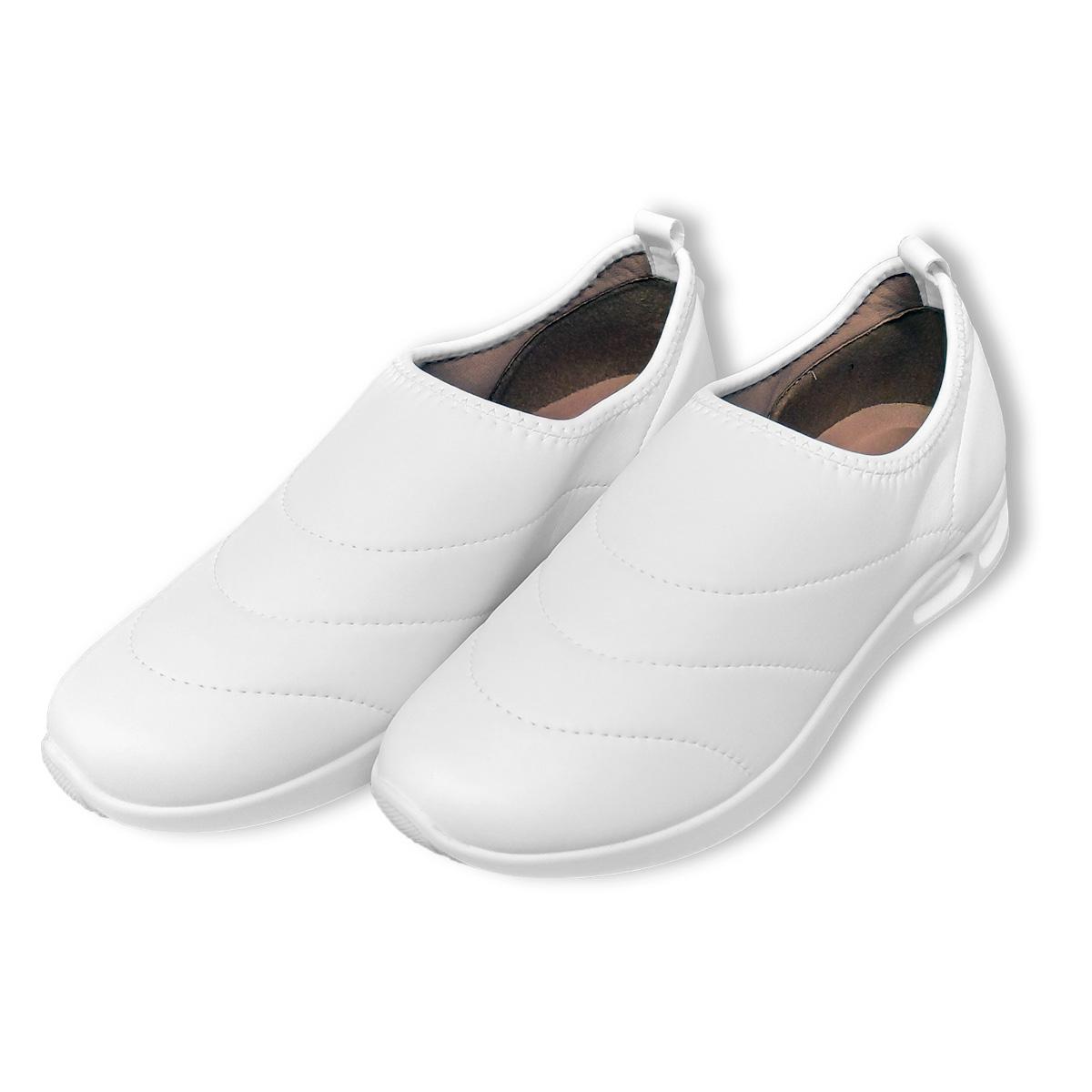 Calçado Antiviral Piccadilly Tênis Rasteiro Branco