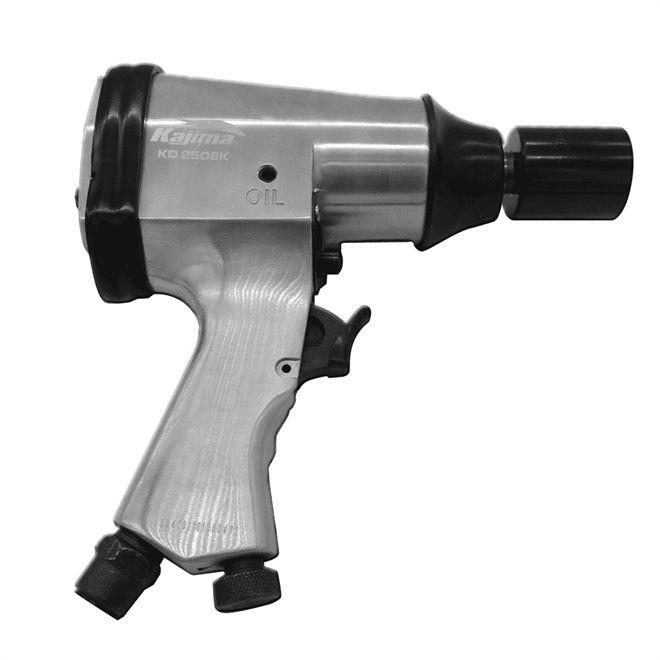 Chave de Impacto Pneumática Kajima Kd-2508K 17 Peças