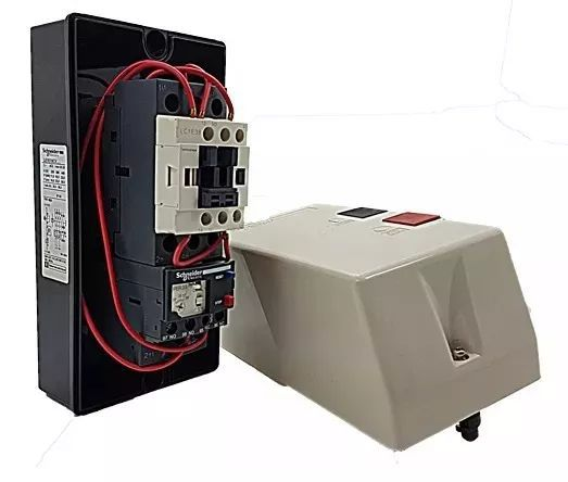 Chave De Partida Direta Magnética 7,5 Cv 220/380v Schneider