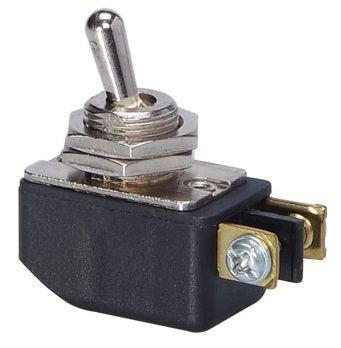 Chave Interruptor Margirius Cs 301-d Metal Alavanca Tic Tac com 10 peças