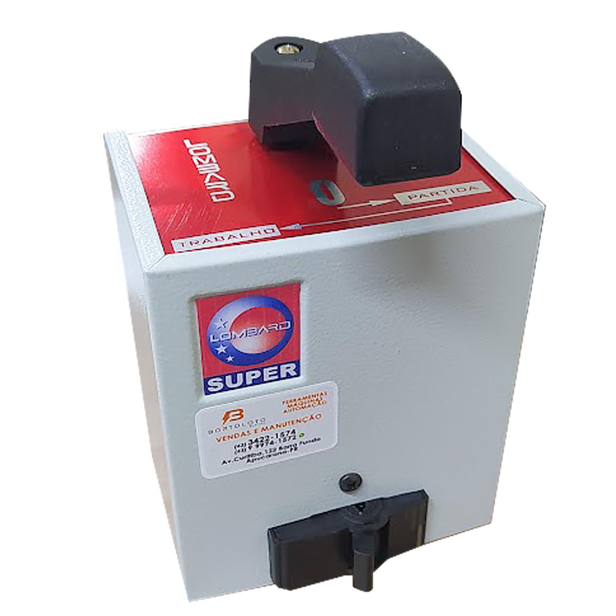 Chave Monofasica Com Proteção 10hp 50a 220v 1160-lombard