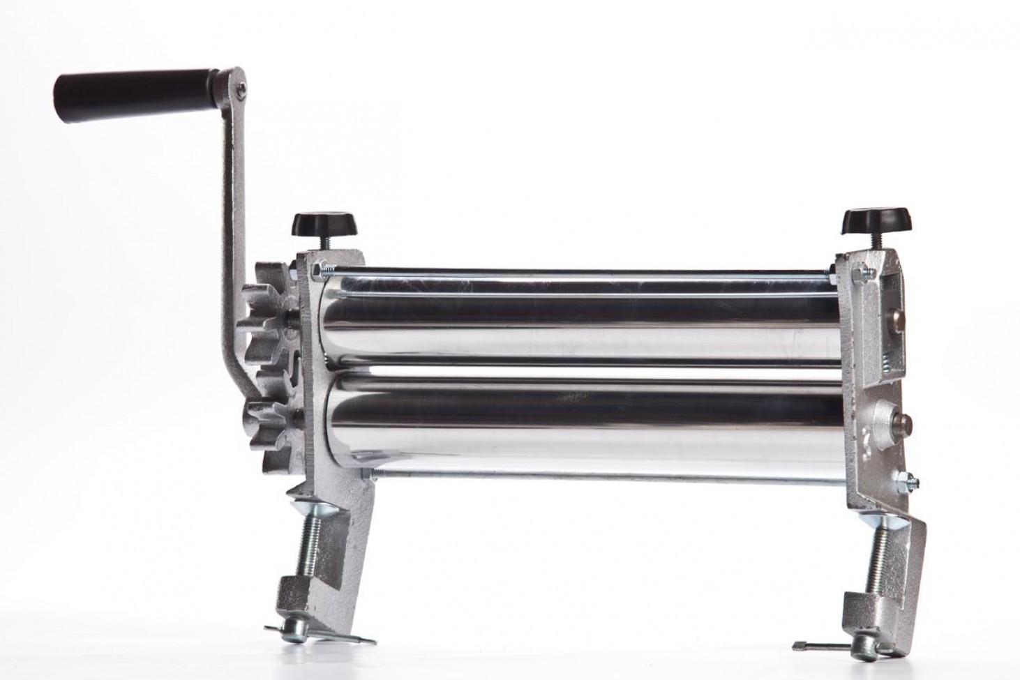 Cilindro Manual de Alumínio Luxo N-3 C/ Prendedor Sovar Massas