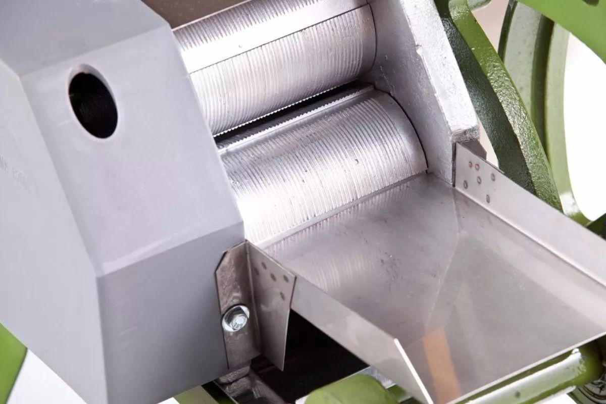 Engenho De Cana B200 Inox Motor Elétrico C/Reversão 220V