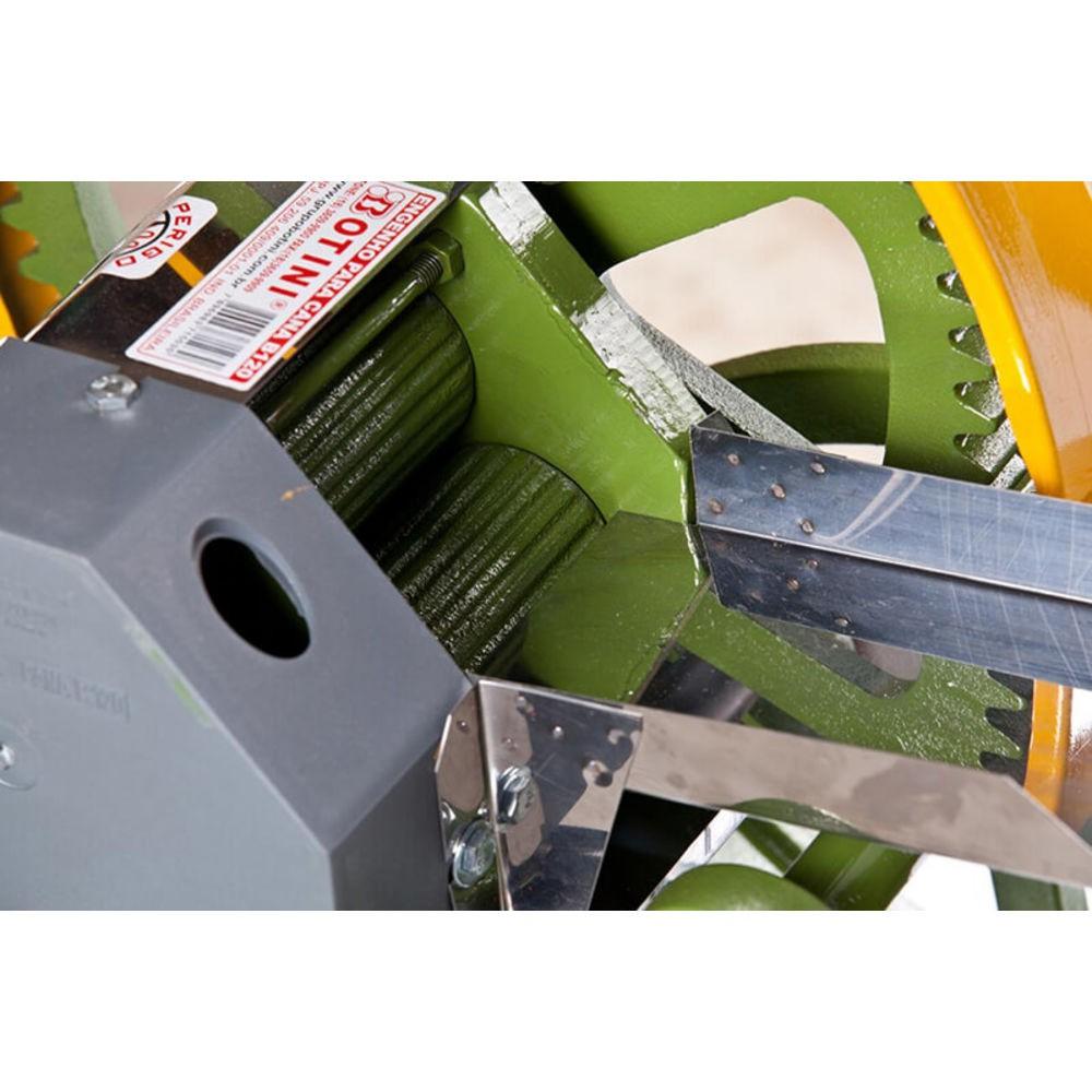 Engenho De Moer Cana B120 Ferro Kit C/ Motor Correia e Chave