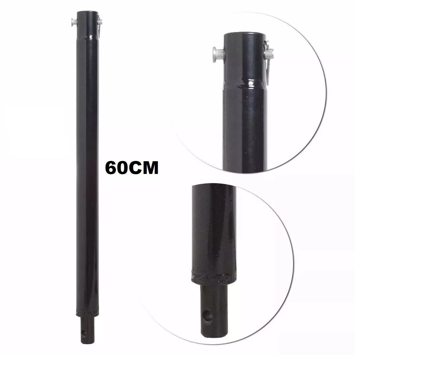 Extensor Para Perfuradores De Solo De 60cm Kawashima