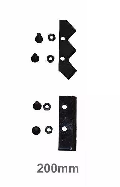 Faca Para Brocas De Perfurador De Solo Kawashima 200mm