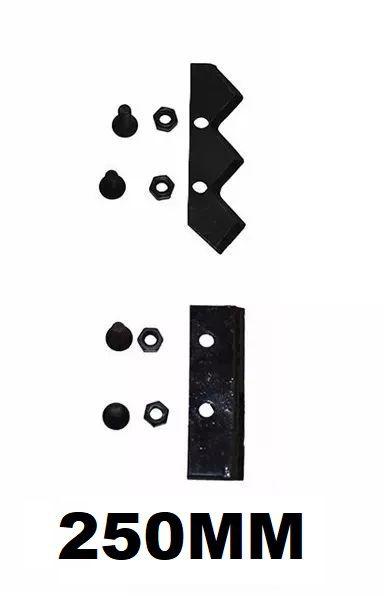 Faca Para Brocas De Perfurador De Solo Kawashima 250mm