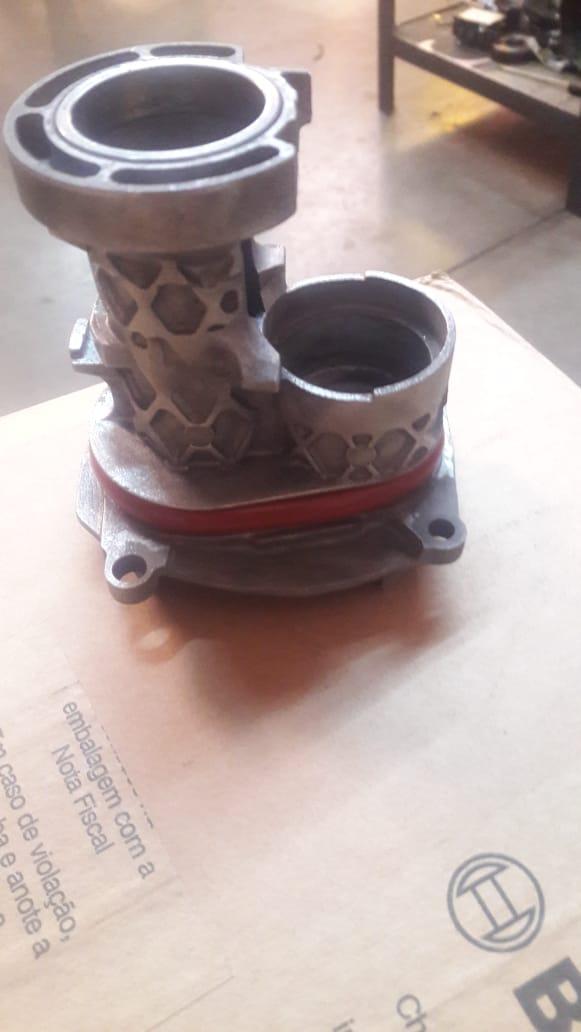 Flange Caixa Engrenagem Mancal Martelete Bosch Gbh 2-24 D (original) 16070006dx - Usado