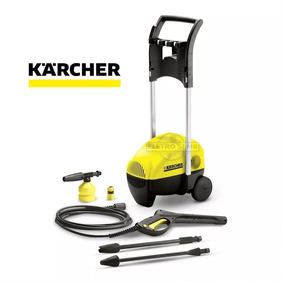 Lavadora De Alta Pressão 1.740 Libras K330 Karcher