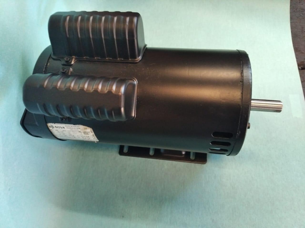 Motor Elétrico Monofásico 3cv Baixa Rotação 110/220v 4 Polos Usado
