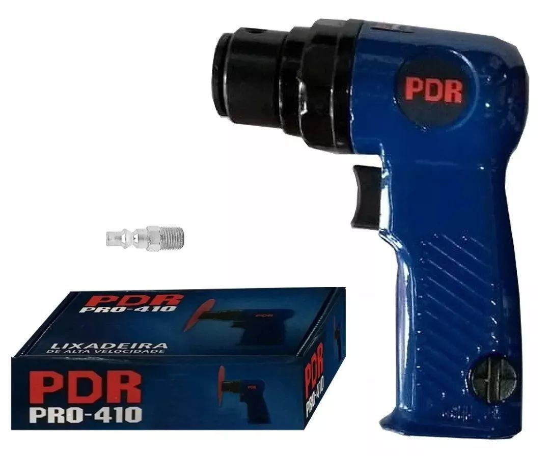 Lixadeira Pneumática De Alta Velocidade Pro-410 Profissional