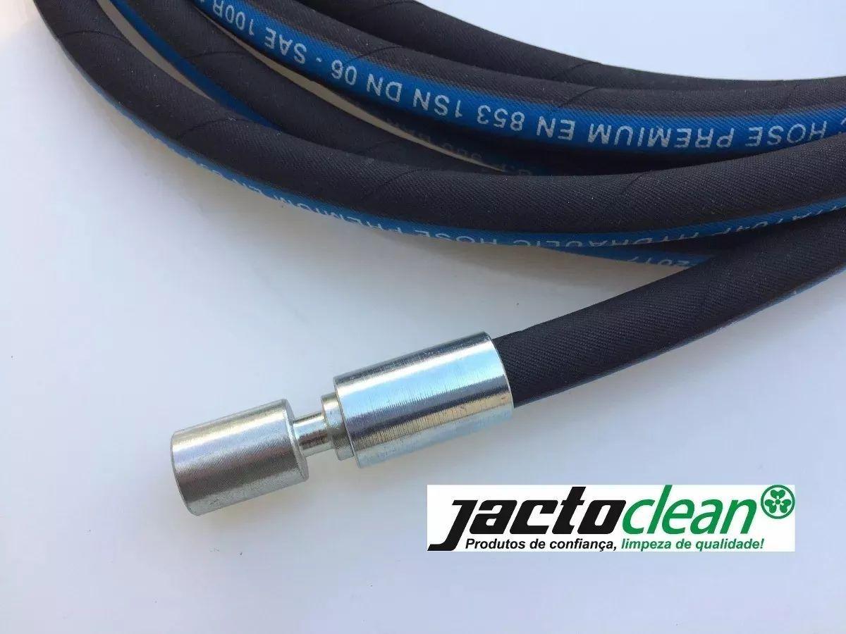 Mangueira Trama De Aço Jacto 5500 / 6200 / 6500 / 6800 6mt