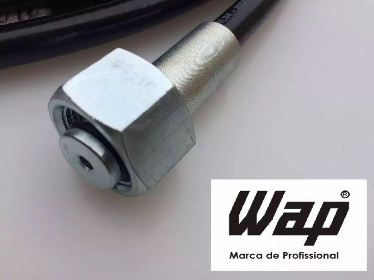 Mangueira Wap Excellent Valente Mini Plus Super Nylon 10 Mts
