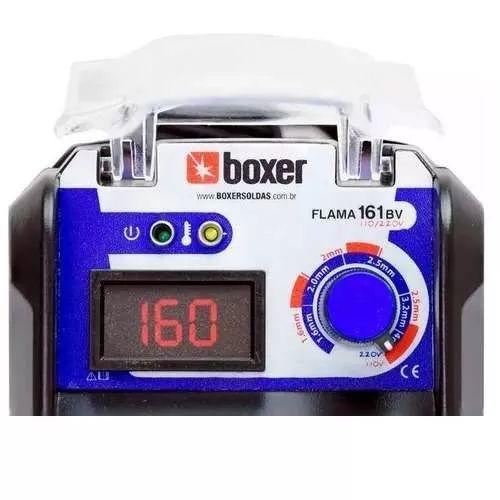 Melhor Máquina De Solda Inversora 160a Flama161 Boxer Bivolt