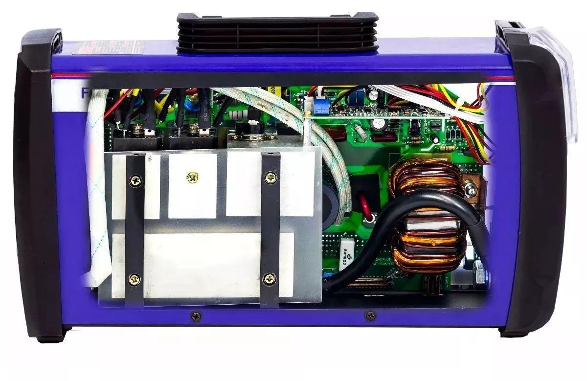Melhor Máquina De Solda Inversora 220a Flama221 Boxer 220v