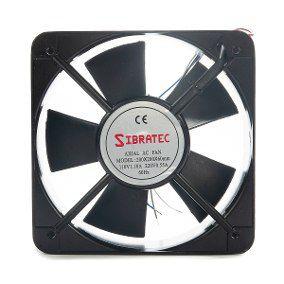 MICRO VENTILADOR 180X180 60MM 110/220V C/ROLAMENTO