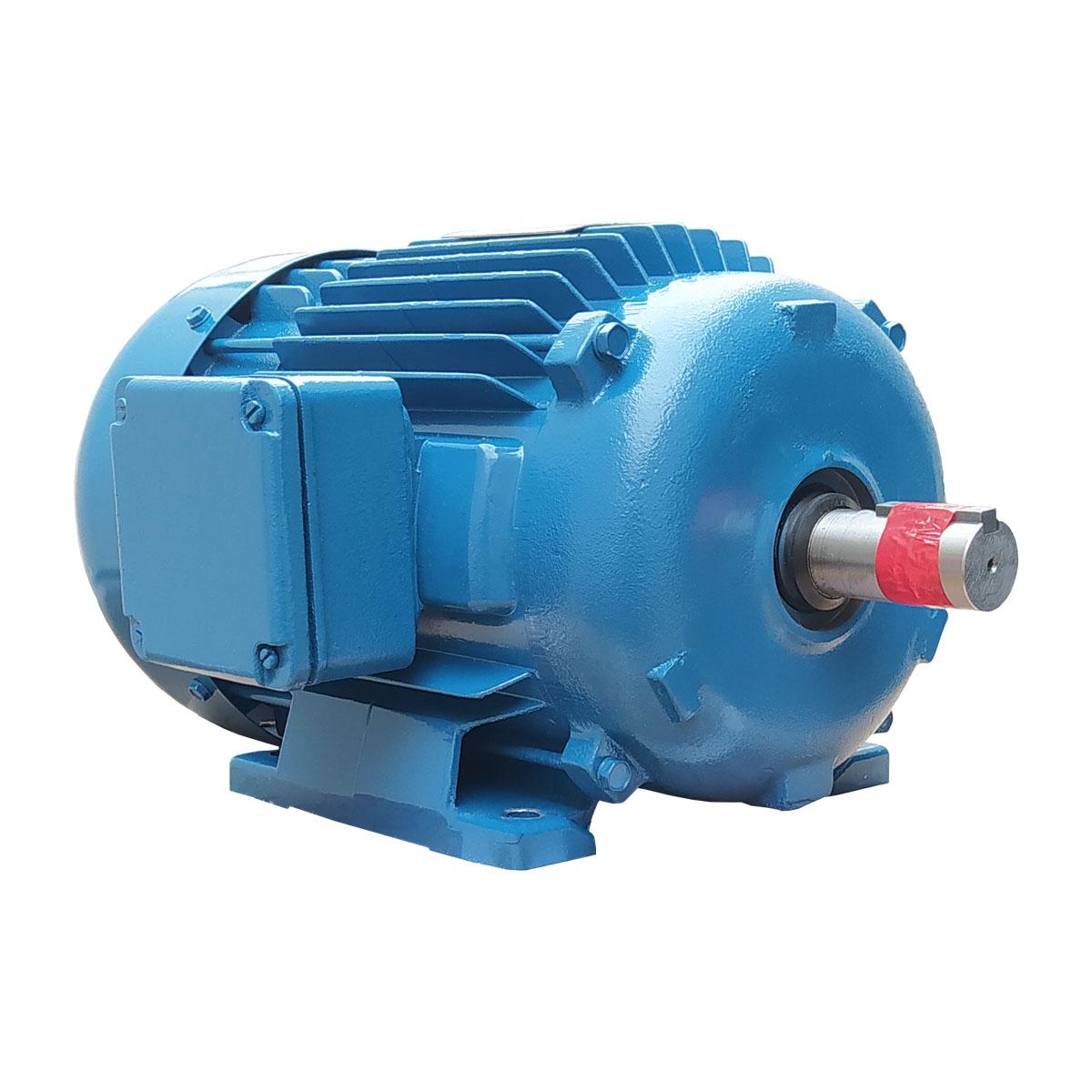 Motor Elétrico Blindado 1cv 2polos Trifásico Alta Rotação IP-55 Eberle