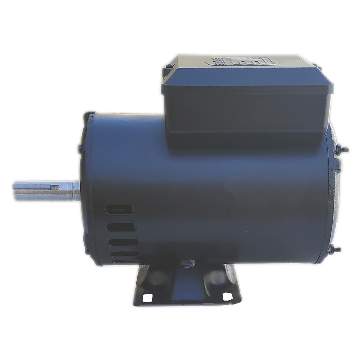 Motor Elétrico Eberle Monofásico 1,5cv 4polos 110/220 Baixa Rotação